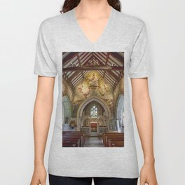 Berwick Church Unisex V-Neck