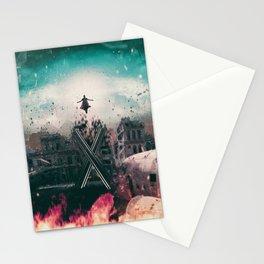 Magneto Fan Art Stationery Cards
