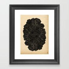 - cataract - Framed Art Print