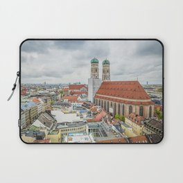 The Cathedral of Munich Laptop Sleeve