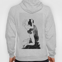 L'amour. Hoody