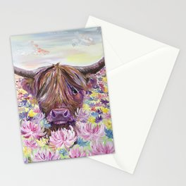 Dalilah From H.Watterson Art Stationery Cards