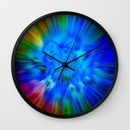 Hot Love -  Spring Feelings 100 Wall Clock