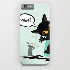 Listen well Slim Case iPhone 6s