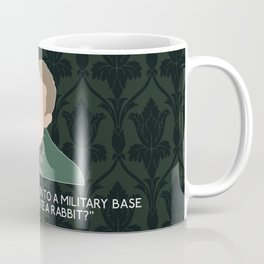 The Hounds of Baskerville - John Watson Coffee Mug