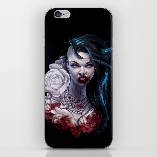 """Marceline  """"shades of red"""" iPhone & iPod Skin"""