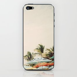 Clear Skies iPhone Skin