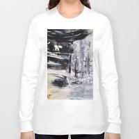 singapore Long Sleeve T-shirts featuring Singapore I by Kasia Pawlak