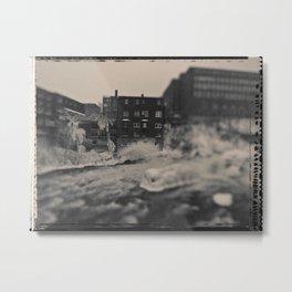 Sherbrooke Metal Print