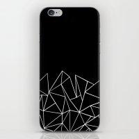 Ab Peaks iPhone & iPod Skin
