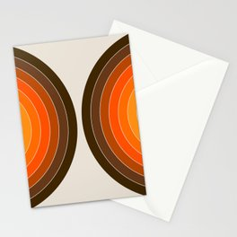 Golden Sonar Stationery Cards