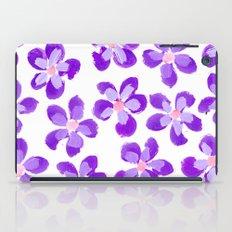 Posey Power - Purple Multi iPad Case