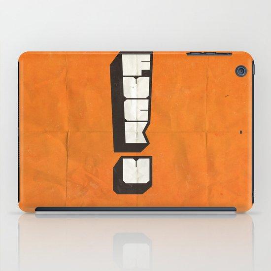 FUPM iPad Case