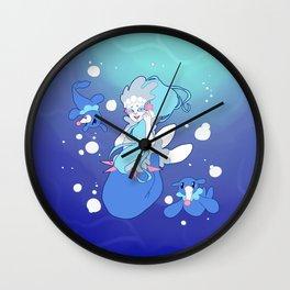 bubble boi Wall Clock