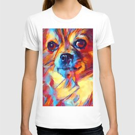 Chihuahua Watercolor T-shirt