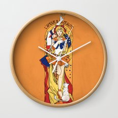 Her Codename - Sailor Venus nouveau Wall Clock