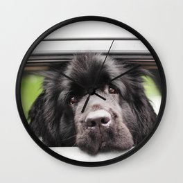 Travel Bug Wall Clock