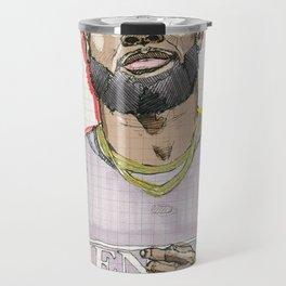 Odell Beckham: Menace II Society Travel Mug