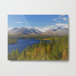 Towards Rondane Metal Print