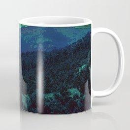 The Sleeping Mountains Coffee Mug