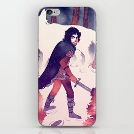 North of the Wall iPhone Skin
