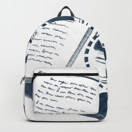 A Vivid Imagination Backpack
