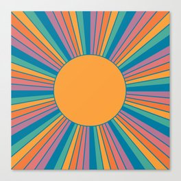 Sunshine State Canvas Print
