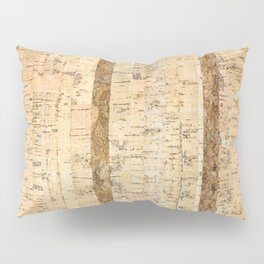 Cork Pillow Sham