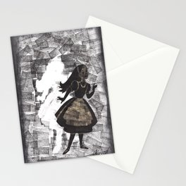 Escaping Wonderland Stationery Cards