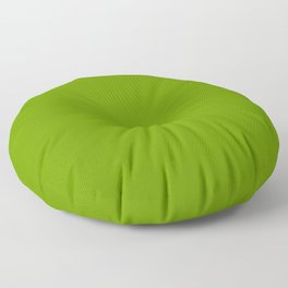 Give Light ~ Spring Green Floor Pillow