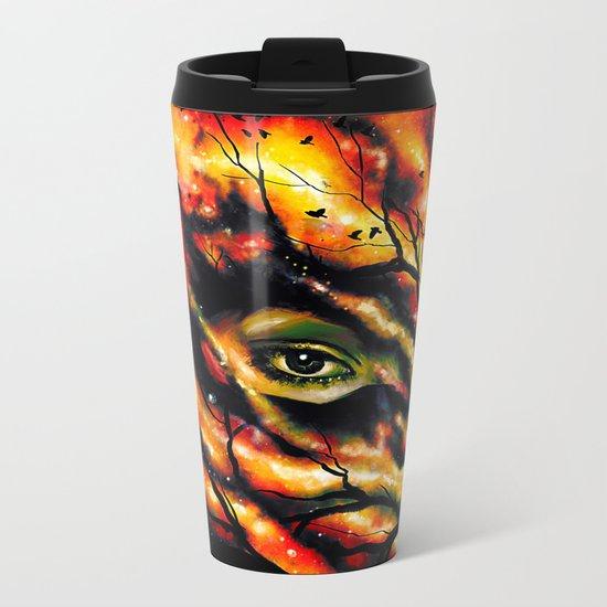 Spy Metal Travel Mug
