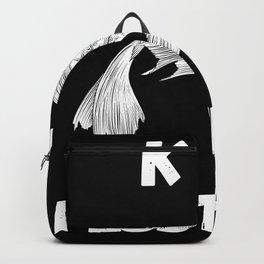 KOI Whisperer For Koi Lovers Backpack