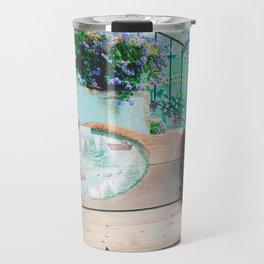 Leavenworth Bench Travel Mug