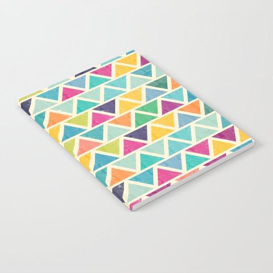 Lovely geometric Pattern II Notebook