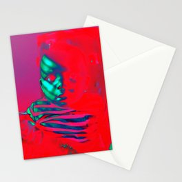 Innocent Red Stationery Cards
