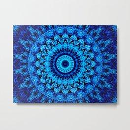 Blue magic. Metal Print