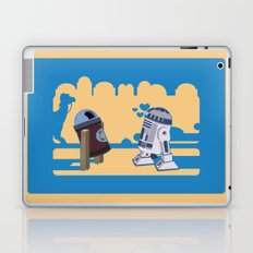 I fell in love in Tatooine Laptop & iPad Skin