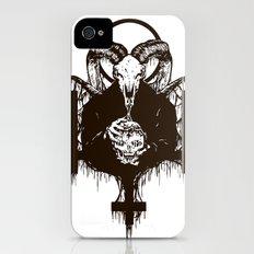 Satan iPhone (4, 4s) Slim Case