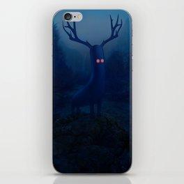 c e r v u t o iPhone Skin