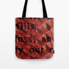 Crafty Tote Bag