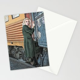 A Departure Stationery Cards