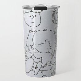 Peanuts Charlie Brown Travel Mug