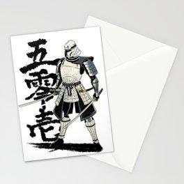 SAMURAI REX Stationery Cards