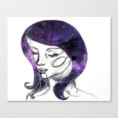 Lovely Rita Canvas Print