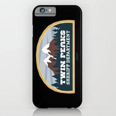 Twin Peaks Sheriff Department (Redux) iPhone 6s Slim Case