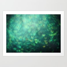 Sea of Love Art Print