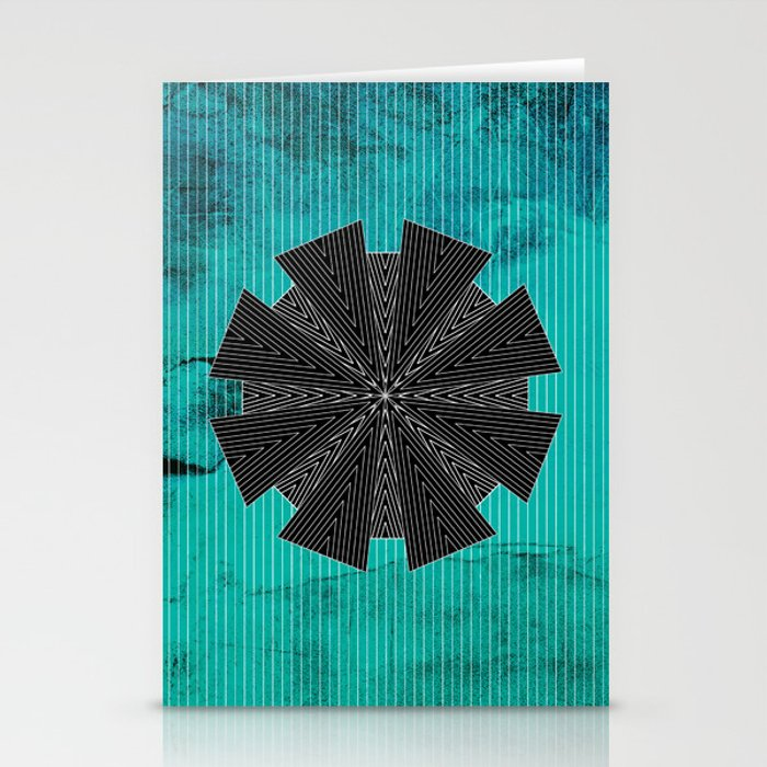 Abstract2 Stationery Cards