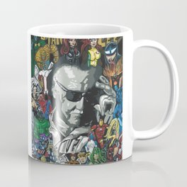 Stan Lee Coffee Mug