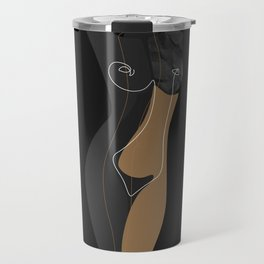 Caramel Night Travel Mug