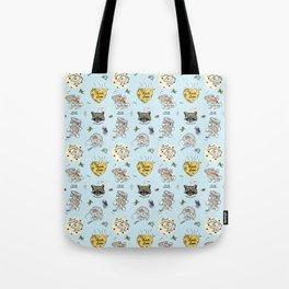 Trash Love Tote Bag